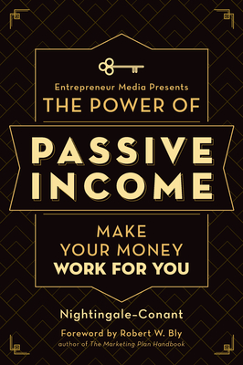 The Power of Passive Income: Make Your Money Work for You Cover Image