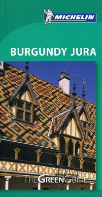 Green Guide Burgundy Jura Cover
