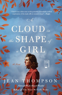 A Cloud in the Shape of a Girl Cover Image
