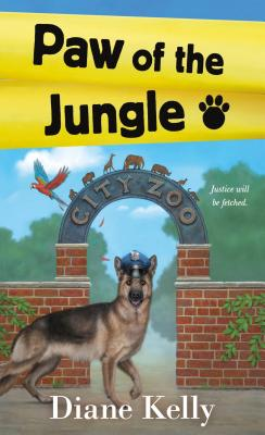 Paw of the Jungle (A Paw Enforcement Novel #8) Cover Image