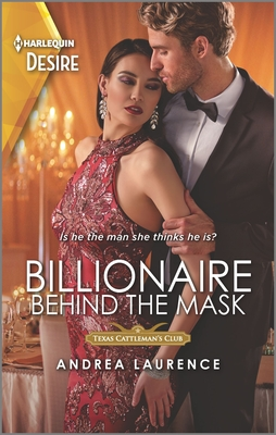 Billionaire Behind the Mask: A Wrong Twin Romance Cover Image