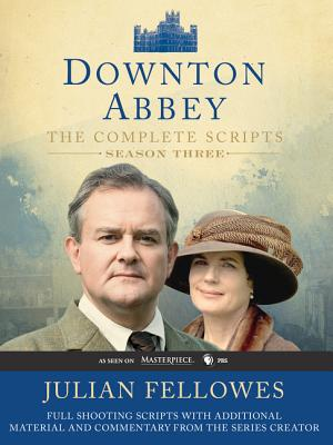 Downton Abbey Script Book Season 3 Cover Image