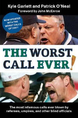 The Worst Call Ever! Cover
