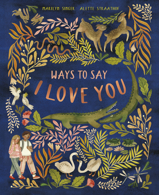 Cover for Ways to Say I Love You