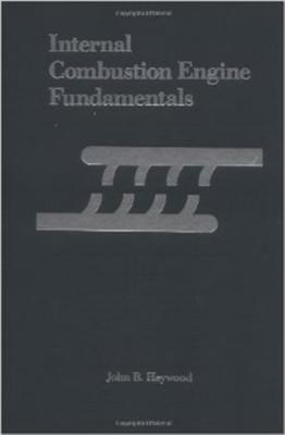 Internal Combustion Engine Fundamentals (McGraw-Hill Mechanical Engineering) Cover Image