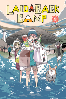 Laid-Back Camp, Vol. 9 Cover Image