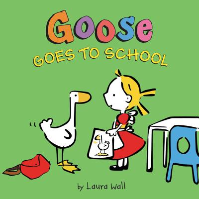 Cover for Goose Goes to School