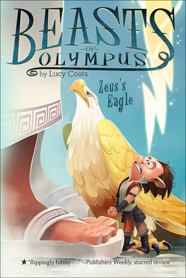 Zeus's Eagle (Beasts of Olympus #6) Cover Image