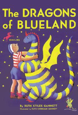 The Dragons of Blueland Cover