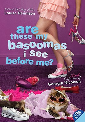 Are These My Basoomas I See Before Me? (Confessions of Georgia Nicolson #10) Cover Image