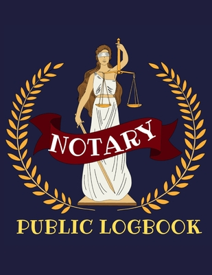 Notary Public Log Book: Notary Book To Log Notorial Record Acts By A Public Notary Vol-3 Cover Image