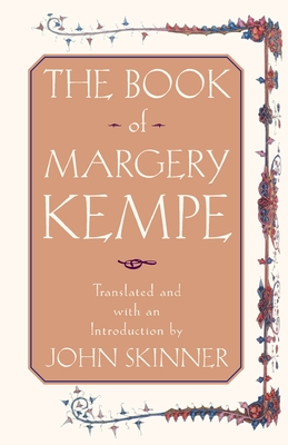The Book of Margery Kempe Cover