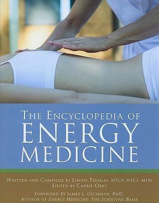 Cover for The Encyclopedia of Energy Medicine