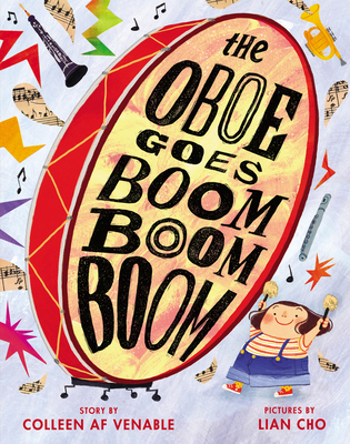 The Oboe Goes Boom Boom Boom Cover Image