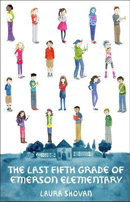 The Last Fifth Grade of Emerson Elementary Cover