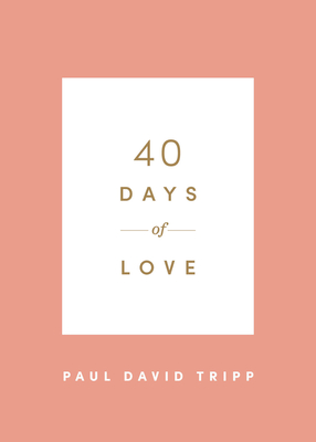 40 Days of Love Cover Image