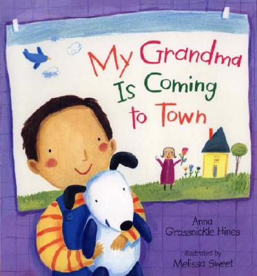My Grandma is Coming to Town Cover