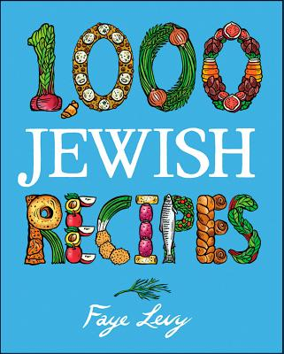 1,000 Jewish Recipes Cover