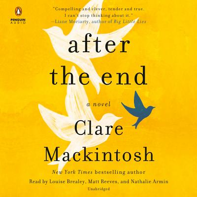 Cover for After the End