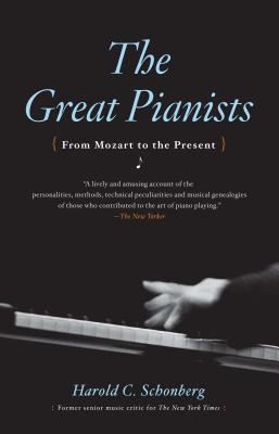 Great Pianists Cover Image