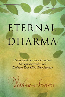 Cover for Eternal Dharma