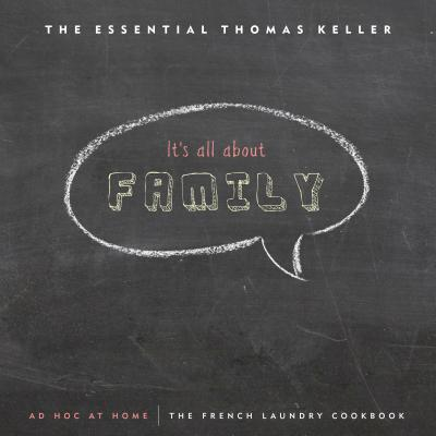 The Essential Thomas Keller: The French Laundry Cookbook & Ad Hoc at Home (Thomas Keller Library) Cover Image