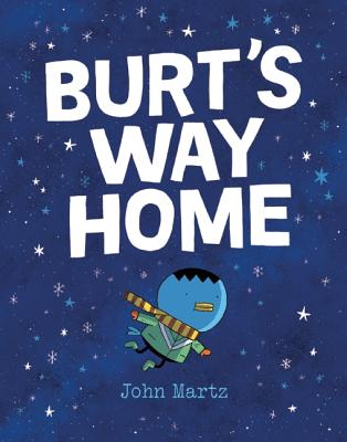 Burt's Way Home Cover