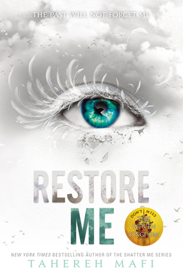 Restore Me (Shatter Me #4) Cover Image