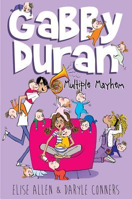 Gabby Duran, Book 3 Gabby Duran Cover