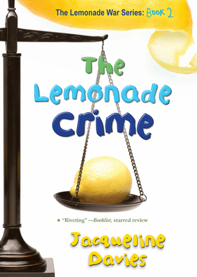 The Lemonade Crime Cover