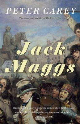 Jack Maggs Cover Image