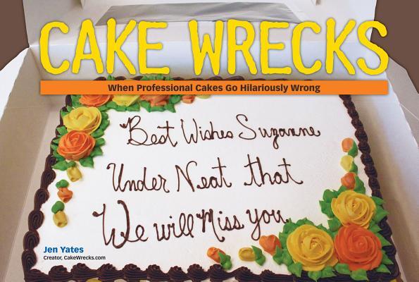 Cake Wrecks Cover