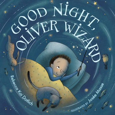 Good Night, Oliver Wizard Cover Image