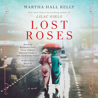 Lost Roses: A Novel (Woolsey-Ferriday) Cover Image