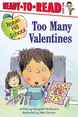 Cover for Too Many Valentines