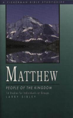 Matthew: People of the Kingdom Cover Image