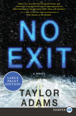 No Exit: A Novel Cover Image