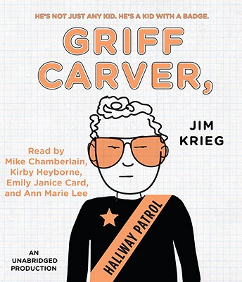 Griff Carver, Hallway Patrol Cover
