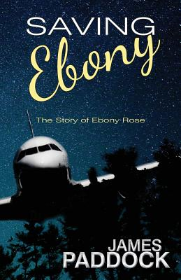 Cover for Saving Ebony