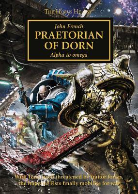 Praetorian of Dorn (The Horus Heresy #39) Cover Image