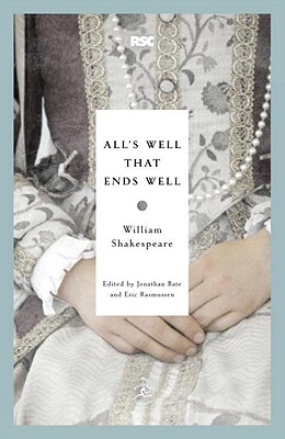 All's Well That Ends Well (Modern Library Classics) Cover Image