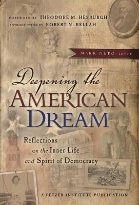 Deepening the American Dream Cover