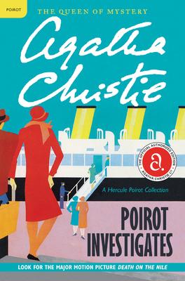 Poirot Investigates: A Hercule Poirot Collection (Hercule Poirot Mysteries) Cover Image