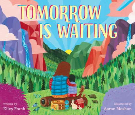 Tomorrow Is Waiting Cover Image