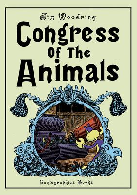 Congress of the Animals Cover