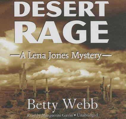 Desert Rage: A Lena Jones Mystery (Lena Jones Mysteries #8) Cover Image