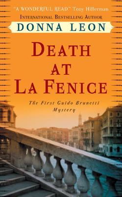 Death at La Fenice cover
