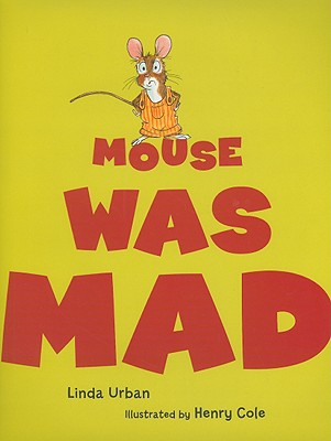 Mouse Was Mad Cover
