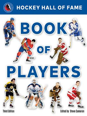 Hockey Hall of Fame Book of Players Cover Image