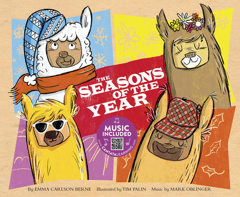 The Seasons of the Year Cover Image